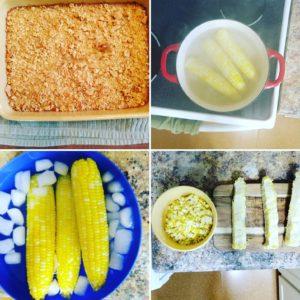 Blender Corn Pudding for Thanksgiving