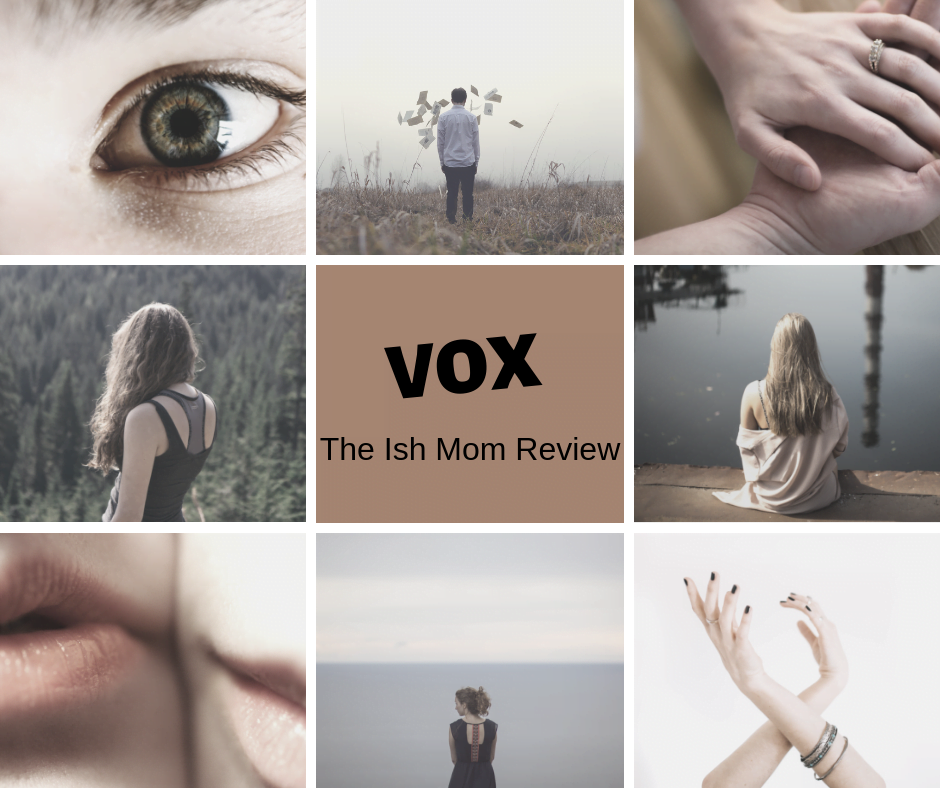 infographic about vox