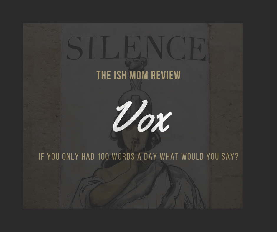 infographic vox by christine dalcher