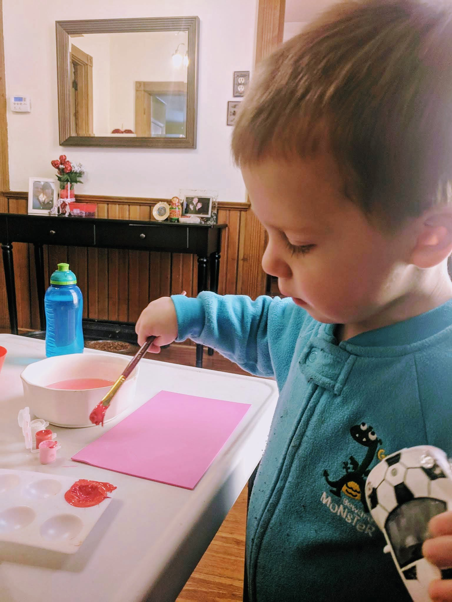 Easy Valentine's Day Toddler Crafts Ish Mom