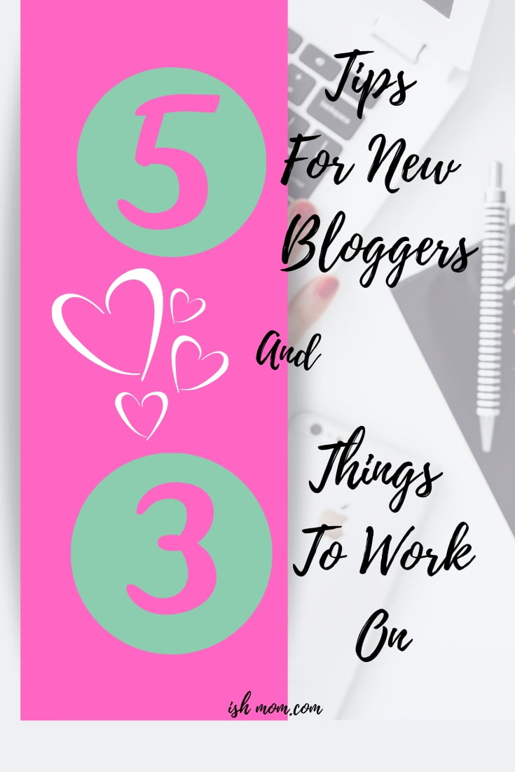 Tips Fror New Bloggers