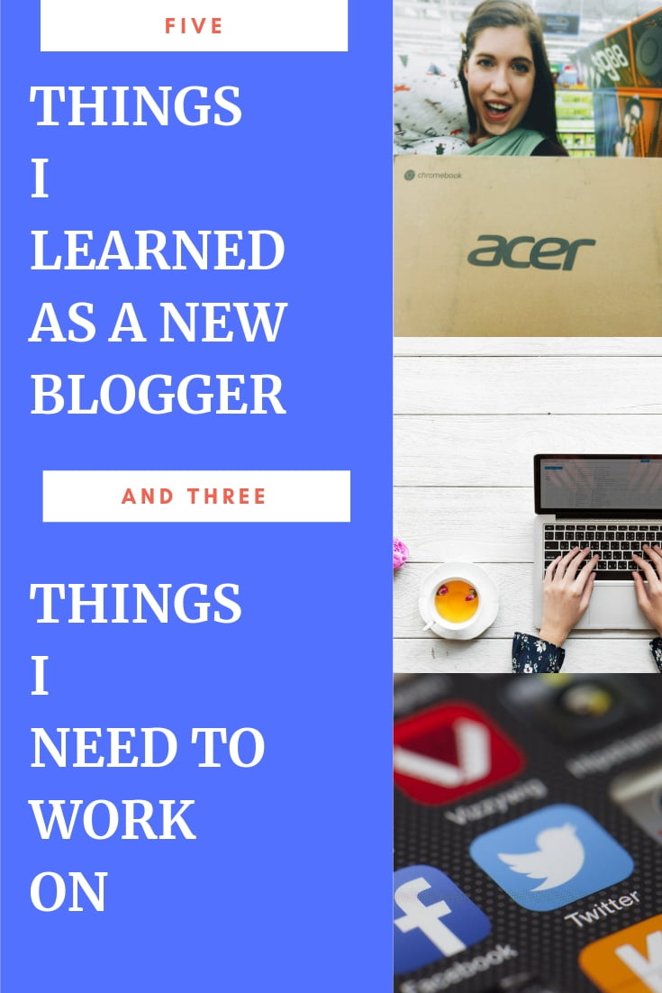 infographic about blogging