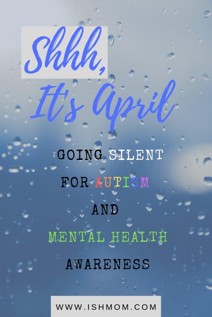 Shhh Its April pinterest