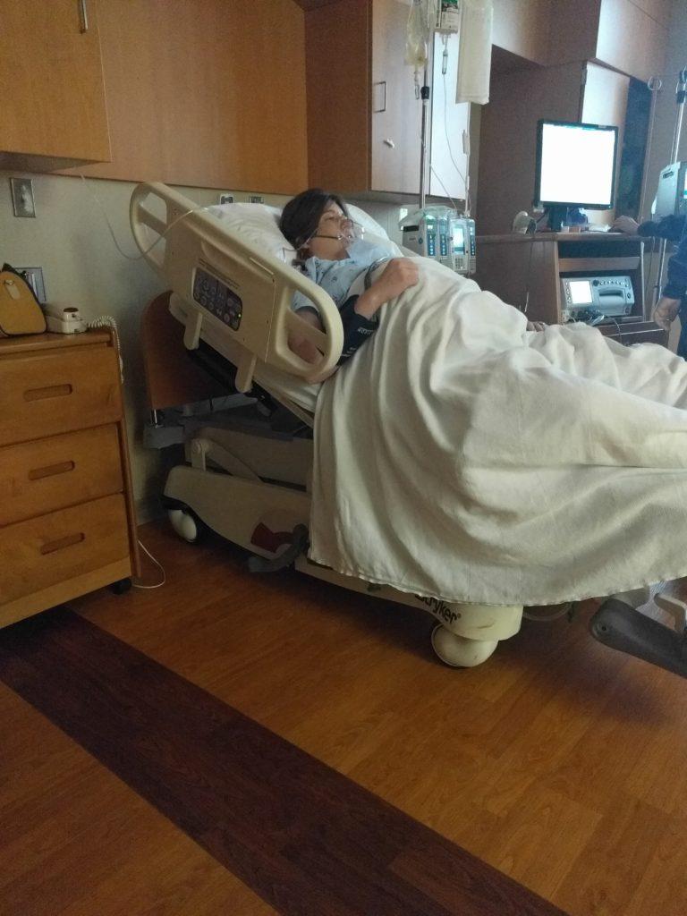 leg birth injury
