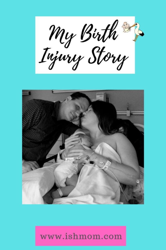 birth injury story pinterest
