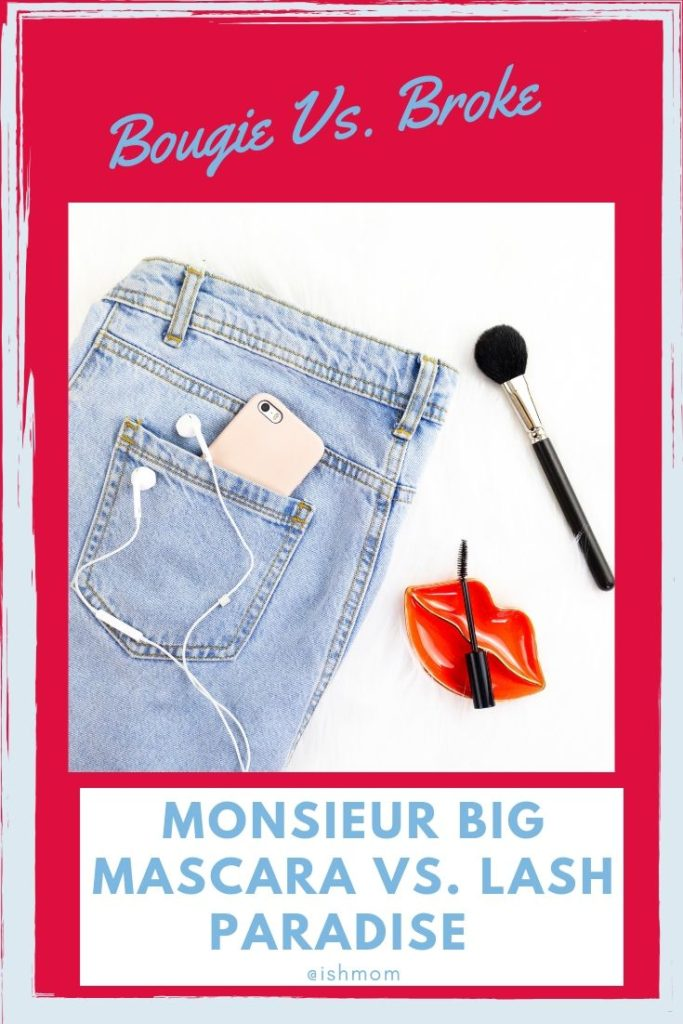 dupe for monsieur big mascara