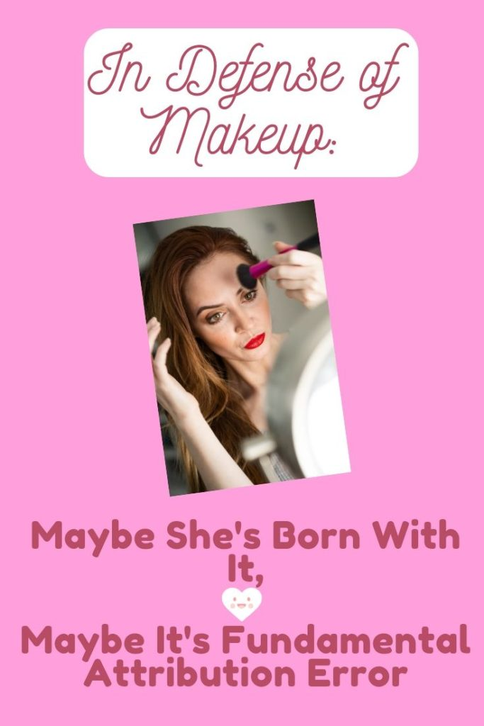 in defense of makeup pinterest graphic