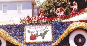 Richmond Rose Festival Parade