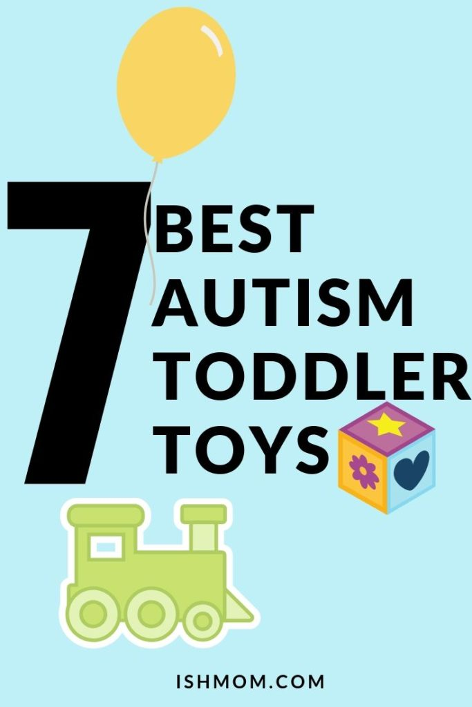 With my son turning 3, I've been on the hunt for the best autism toddler toys. Unlike other lists, this list doesn't include any electronic toys at all.