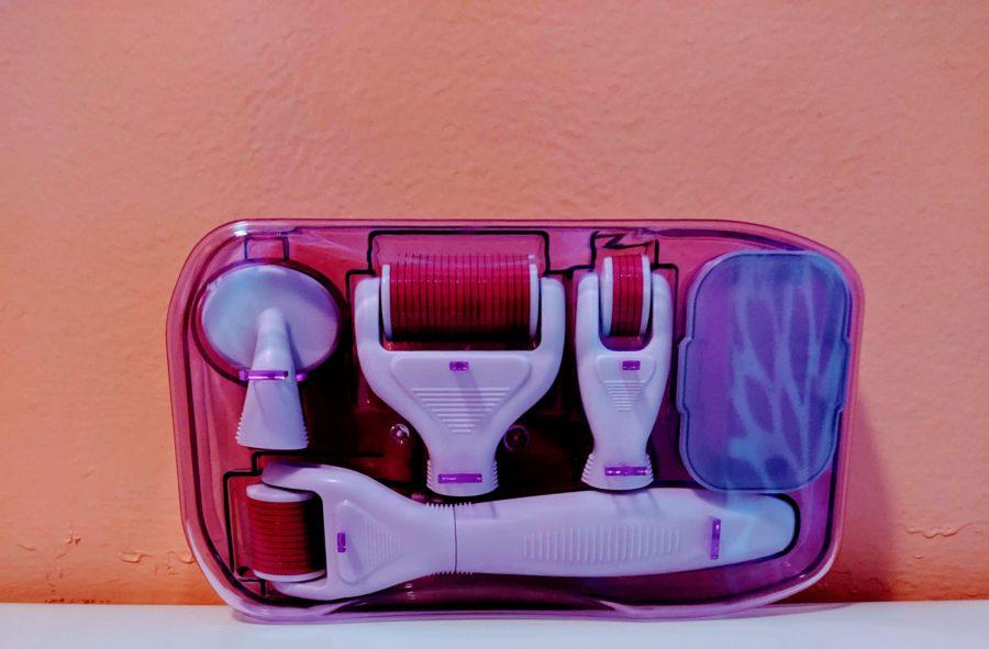 megan's in-home microneedling kit
