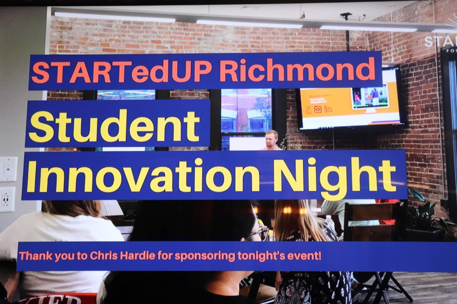 student innovation night with STARTedUP Richmond