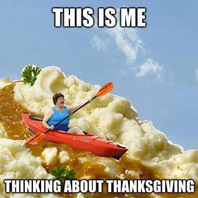 Thansgiving meme