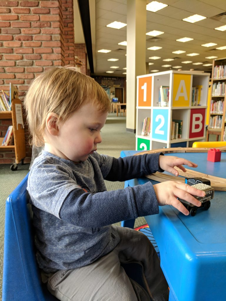 boy and morrisson reeves library
