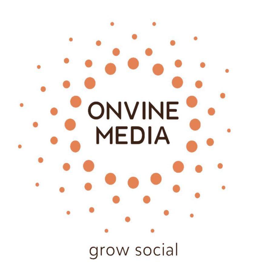 OnVine media logo