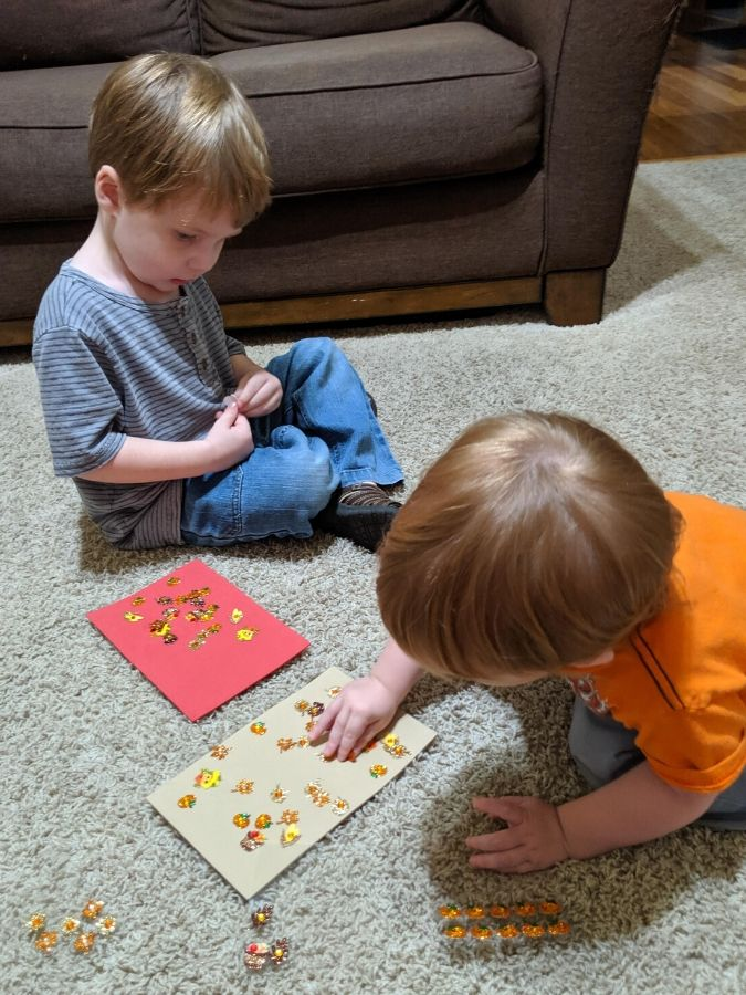 nonverbal games for autistic toddlers