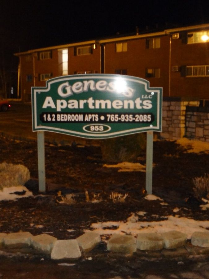 Genesis Apartments formerly known as Country Club Apartments Richmond Indiana