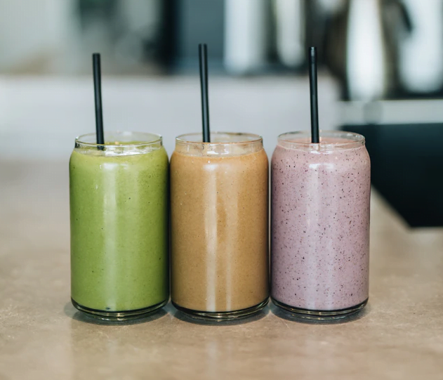 these smoothies are full of hidden vegetables