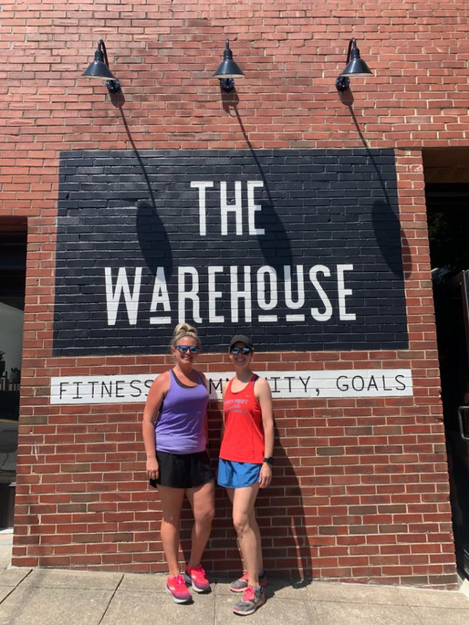 The Warehouse Gym Greencastle Indiana