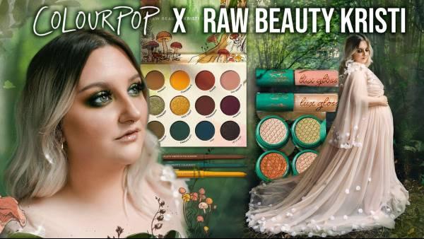 non-problematic beauty guru rawbeauty kristi