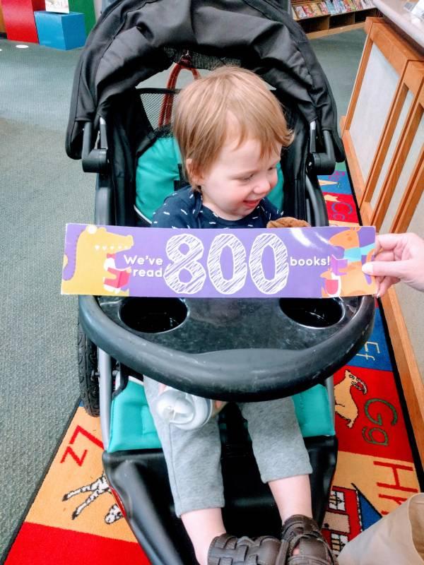 1000 Books Before Kindergarten building early literacy skills