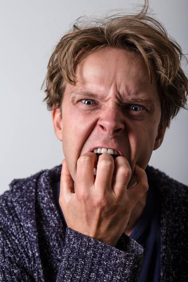 Angry parent needing non reactive parenting techniques