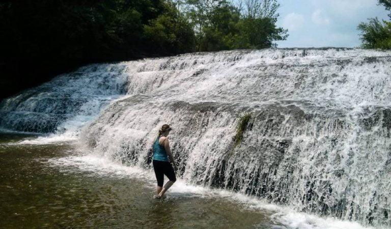 thistlewaite falls richmond indiana 1