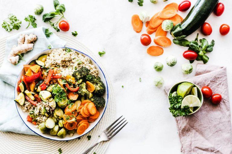veganish plant based meals